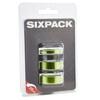 "Sixpack Spacer Kit 1 1/8"" grøn"